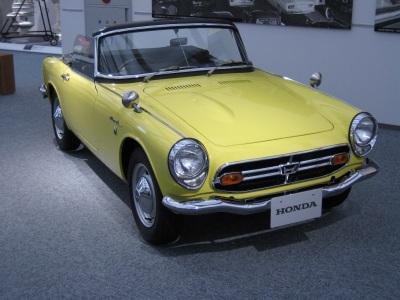 HondaS800